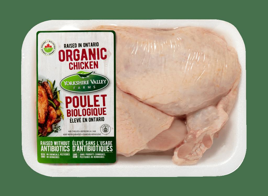 Organic Supreme Chicken Breasts
